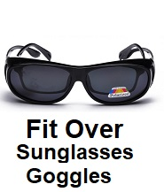 fit over sunglasses