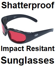 shatterproof glasses