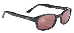 20120 KD's Sunglasses with Rose Lenses