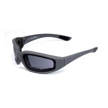 Maxx SS1 Foam Sunglasses Smoke Lenses