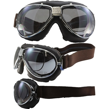 Nannini 6010 Goggles with RX Prescription Adapter