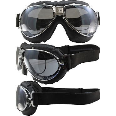 Nannini 6012 Goggles with RX Prescription Adapter