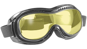 Airfoil 9312 Yellow Biker Motorcycle Goggles