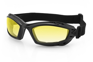 Bobster Bala Safety Goggles Yellow Lenses