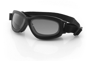 Bravo 2 Black Ballistics Goggles Interchangeable Lenses