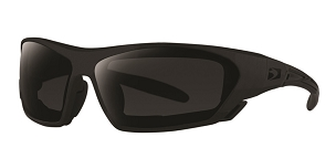 Bobster Crossover Sunglasses Goggles Smoke Lenses