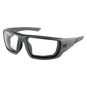 Bobster Mission Sunglasses Clear Lenses