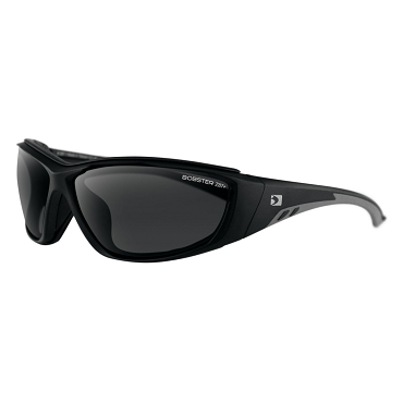 Bobster Rider Sunglasses Smoke Lenses