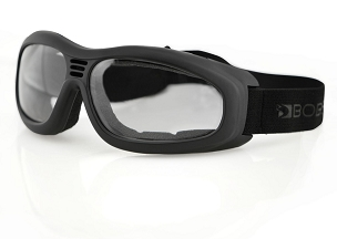Bobster Touring II Goggles Clear Lenses