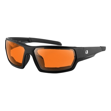 Bobster Tread Sunglasses with Amber Lenses