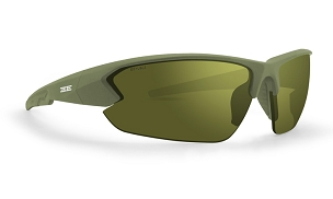 Epoch 4 Army Green High Clarity Sunglasses