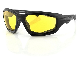 Bobster Desperado Sunglasses Yellow Lenses