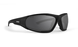 Epoch Foam 2 Black Sunglasses Smoke Lenses