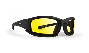 Epoch Hybrid Sunglasses Goggles Yellow Lenses