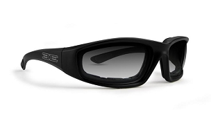 Epoch Foam Sunglasses Clear to Smoke Photochromic Lenses