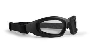 Epoch Goggle Black ANSI Goggles Clear Lenses