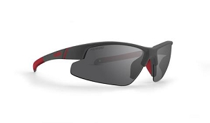 Epoch Bravo Sunglasses Smoke Polarized Lenses