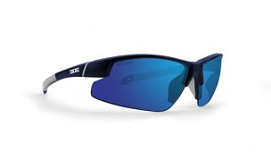 Epoch Bravo Sunglasses Polarized Blue Lenses