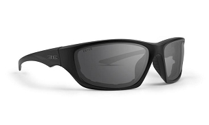 Epoch Foam 3 Black Sunglasses Smoke Lenses