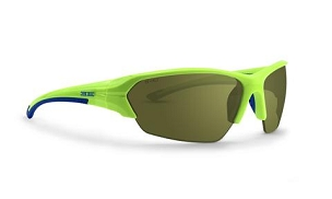 Epoch 2 Sunglasses Lime Frame Green Lenses