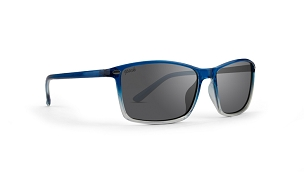 Epoch 11 Smoke Lens Sunglasses Blue Fade Frame
