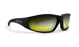 Epoch Foam Sunglasses Yellow to Smoke Photochromic Lenses