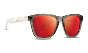 Epoch LXE Orange Mirror Sunglasses Polarized Lenses