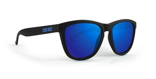 Epoch LXE Blue Mirror Sunglasses Polarized Lenses