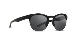 Epoch Sierra Black Sunglasses Smoke Lenses