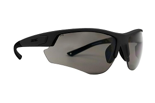 Epoch Grunt Tactical Sunglasses Black Frame Smoke Lens