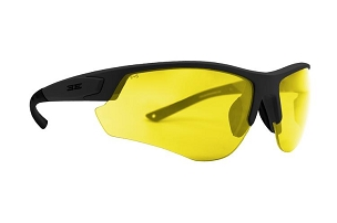 Epoch Grunt Tactical Sunglasses Black Frame Yellow Lens