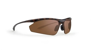 Epoch 6 Amber Polarized Sunglasses Tortoise Frame