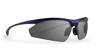 Epoch 6 Smoke Sunglasses Purple Frame