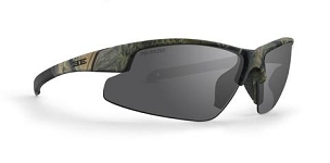 Epoch Bravo Camo Sunglasses Polarized Smoke Lenses