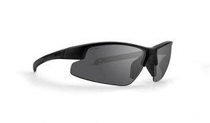 Epoch Bravo Sunglasses Black Frame Smoke Lenses