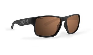 Epoch Charlie Brown Polarized Sunglasses Black Frame