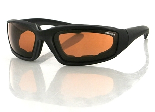 Bobster Foamerz 2 Sunglasses Amber Lenses