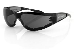 Bobster Shield II Sunglasses Smoke Lenses