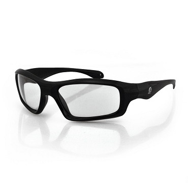 Women's Sunglasses Black Frame Clear Lens