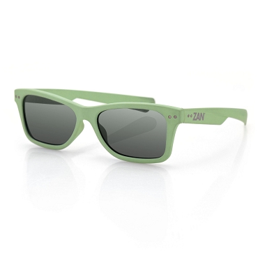 Sunglasses Mint Frame Smoked Lenses