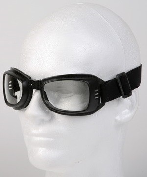 Motorcycle Goggles with Clear Lenses