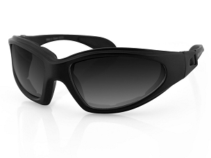 Bobster GXR Sunglasses Goggles Smoke Lenses