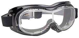 Airfoil 9305 Biker Goggles clear Lens