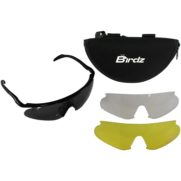 Biker Motorcycle Sunglasses Kit