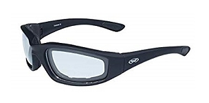 Kickback Motorcycle Sunglasses Clear Lenses