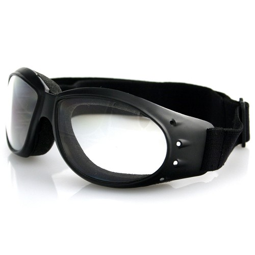 Bobster Cruiser Goggles Clear Lenses