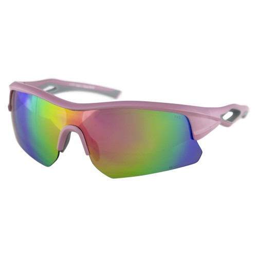 Bobster Dash Pink Sunglasses Revo Mirror Lenses