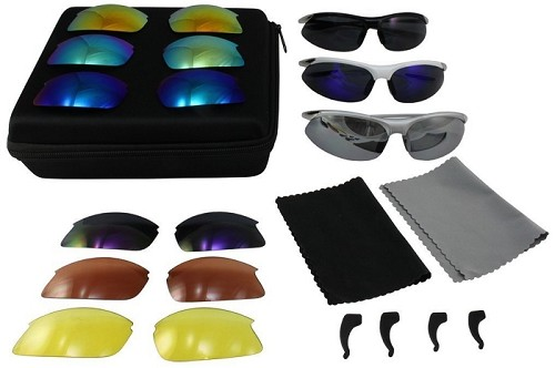 Shooters kit Shooting Eyeglasses Sunglasses